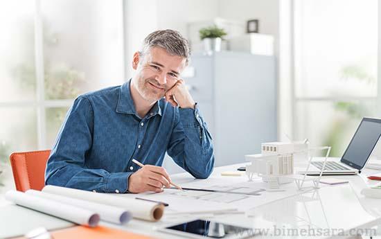 بیمه مسئولیت حرفه ای مهندسین