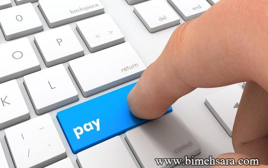 روش های پرداخت اقساط بیمه ایران